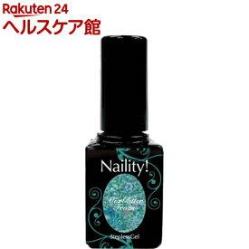 ネイリティー ステップレスジェル ミックスグリッターフローズン 101(7g)【Naility!(ネイリティー)】