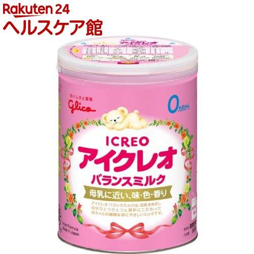 アイクレオのバランスミルク(800g)【12_k】【アイクレオ】