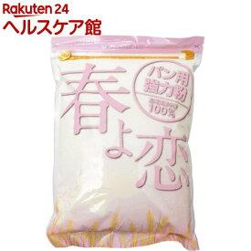 春よ恋 100%(パン用強力粉)(1kg)【spts1】【slide_h1】【春よ恋】