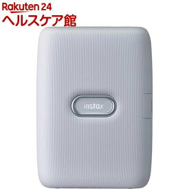 富士フイルム インスタントプリンター instax mini Link アッシュホワイト(1個)