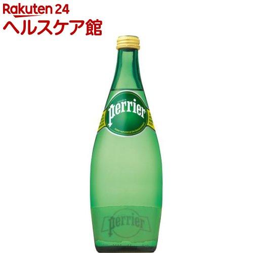 ペリエ 炭酸入りナチュラルミネラルウォーター(750mL*12本入)【ペリエ(Perrier)】