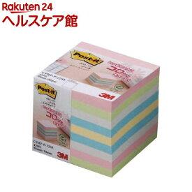 ポスト・イット 再生紙 カラーキューブ ミニ CPRP-P-22SE(450枚入)