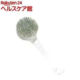 クリスタルボディブラシ ハード(豚ゴマ毛)(1コ入)【ラッシュ】