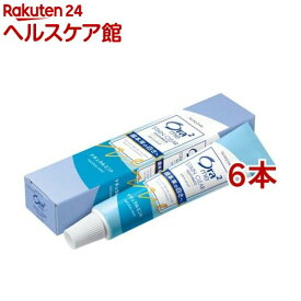 オーラツーミー ステインクリアペースト ナチュラルミント(40g*6本セット)【Ora2(オーラツー)】