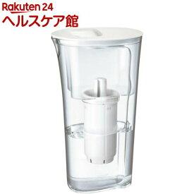 東レ トレビーノ ポット型浄水器 PT302SV(1個)【トレビーノ】