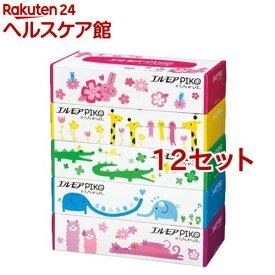 エルモア ピコティシュー 320枚(160組)(5箱*12セット)【エルモア】