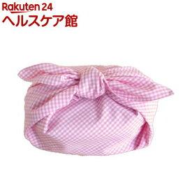 ランチクロス ギンガム ピンク(1枚入)