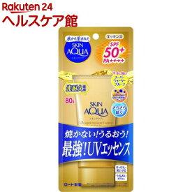 スキンアクア スーパーモイスチャーエッセンスゴールド(80g)【スキンアクア】