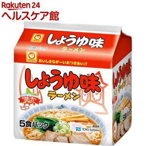 マルちゃん しょうゆ味ラーメン(5食パック)【マルちゃん】