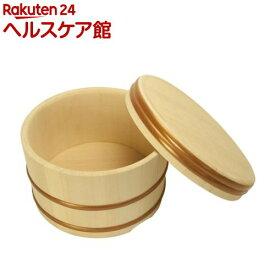市原木工所 おひつ(江戸びつ) 7合用(1コ入)