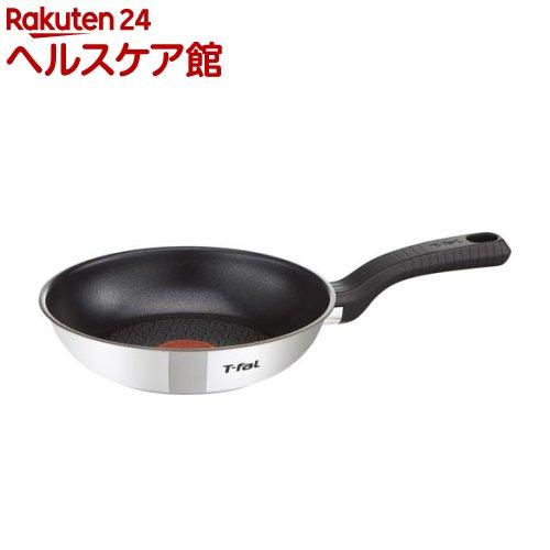 ティファール コンフォートマックス IHステンレス フライパン 20cm C99402(1コ入)【ティファール(T-fal)】