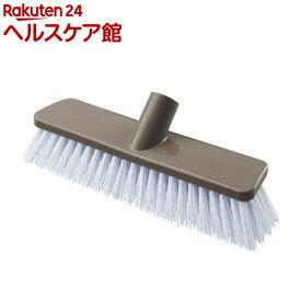 2989.jp+ デッキブラシ PET-24 スペア(1コ入)【2989.jp(拭く掃くジェイピー)】
