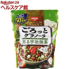 日清シスコ ごろっとグラノーラ 薫る宇治抹茶(360g)【ごろっとグラノーラ】