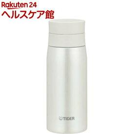タイガー ステンレスミニボトル 350ml クリームホワイト MCY-A035 WM(1個)【タイガー(TIGER)】[水筒]