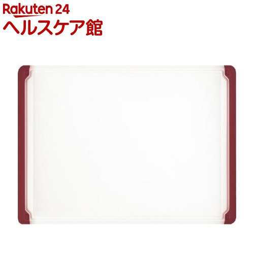 オクソー カッティングボード 中 レッド(1コ入)【オクソー(OXO)】