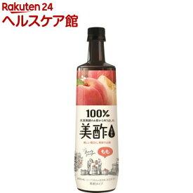 美酢(ミチョ) 桃(900ml)【CJ】