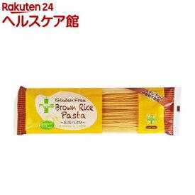 グルテンフリー ブラウンライスパスタ スパゲティ 乾麺(200g)【spts2】【slide_b5】