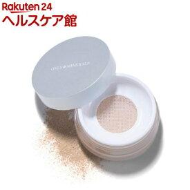 オンリーミネラル 薬用ホワイトニングファンデーション ライトオークル(5g)【オンリーミネラル】