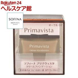 プリマヴィスタ クリームファンデーション オークル 07(30g)【プリマヴィスタ(Primavista)】
