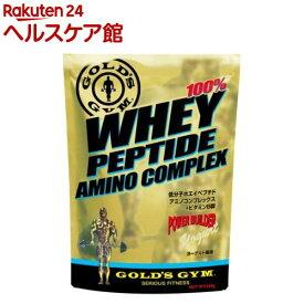 ゴールドジム ホエイペプチド アミノコンプレックス ヨーグルト風味(500g)【ゴールドジム】