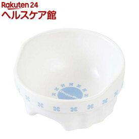 ドギーマン 便利なクローバー陶製食器 SSサイズ(1コ入)【ドギーマン(Doggy Man)】