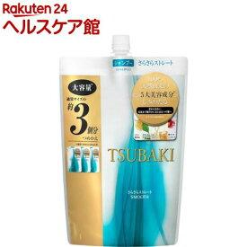 ツバキ(TSUBAKI) さらさらストレートシャンプー 詰替 大容量(1000mL)【ツバキシリーズ】