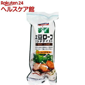 三育 大豆ローフ(リッチテイスト) 21521(400g)【三育フーズ】