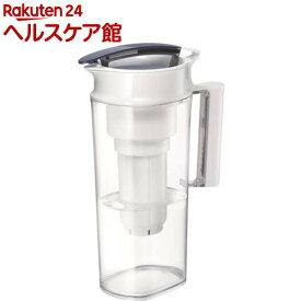 東レ トレビーノ ポット型浄水器 PT502SV(1個)【トレビーノ】