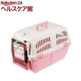 ドギーマン イタリア製ハードキャリー ドギー・エクスプレス Mサイズ ピンク(1コ入)【ドギーマン(Doggy Man)】