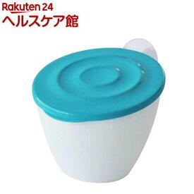 アピュイ シンクトラッシュ 吸盤付き ブルー(1コ入)【アピュイ(APYUI)】