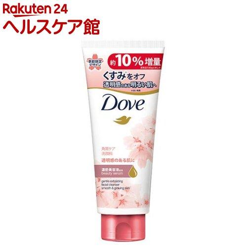 【企画品】ダヴ クリアリニュー 洗顔料 サクラデザイン 増量品(143g)【ダヴ(Dove)】