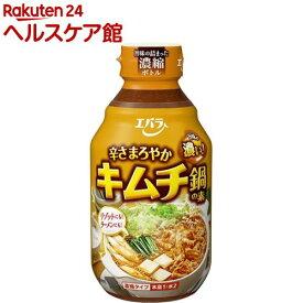 エバラ キムチ鍋の素 まろやか(300mL)【エバラ】