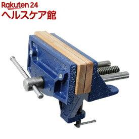 SK11 木工バイス 165mm V-6(1コ入)【SK11】