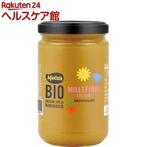 ミエリツィア イタリア産 有機百花ハチミツ(400g)【ミエリツィア】