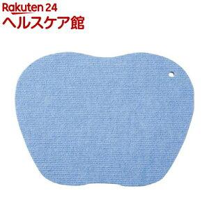 足裏角質洗浄マット(1枚入)【コモライフ】