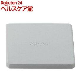 Karari 珪藻土コースター スクエア グレー HO1825(1コ入)【Karari】
