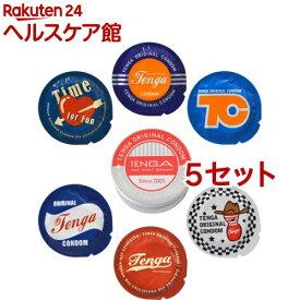 TENGA テンガ コンドーム ナチュラル(6個入*5セット)【TENGA(テンガ)】