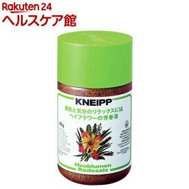 クナイプ バスソルト ヘイフラワー(850g)【クナイプ(KNEIPP)】[入浴剤]