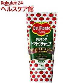 デルモンテ トマトケチャップ JAS特級 業務用(1kg)【デルモンテ】
