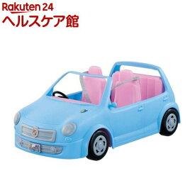 リカちゃん LF-04 かぞくでドライブ ファミリーカー(1セット)【リカちゃん】