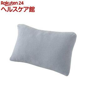 枕カバー 70*43cm用 綿100%(毛羽部分) パイル さわやか 日本製 ブルー PJ98151697B(1枚入)【東京西川】