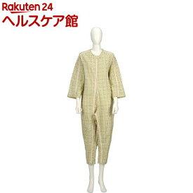 ソフトケア ねまき スリーシーズン みどり LL(1枚入)【ソフトケア(介護用品)】