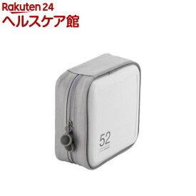 エレコム CD/DVDファスナーケース CCD-H52WH(1コ入)【エレコム(ELECOM)】