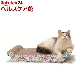バリバリ ベッド Lサイズ 花柄(1コ入)
