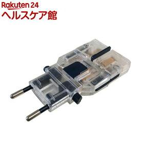 カシムラ 海外用マルチ変換プラグ ケース付きサスケ クリアー NTI-26(1コ入)【カシムラ】