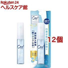 オーラツーミー 薬用マウススプレー クールミント(6ml*12個セット)【Ora2(オーラツー)】