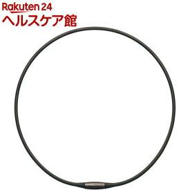 磁気ネックレス EXNAS(エクナス) 42cm 黒 D1A-42BLK(1コ入)