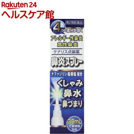 【第2類医薬品】ケナリス点鼻薬(30ml)