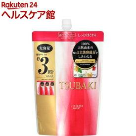 ツバキ(TSUBAKI) しっとりまとまるコンディショナー 詰替 大容量(1000mL)【ツバキシリーズ】