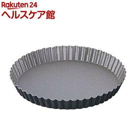 ブラックフィギュア タルト型 18cm D-027(1コ入)【ブラックフィギュア】